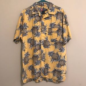 CHAPS by Ralph Lauren Pineapple Button Down